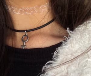choker, stretchy choker, and tattoo choker image