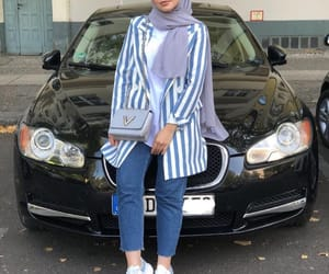 fashion, hijab, and style image