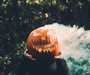 Halloween, fall, and autumn image