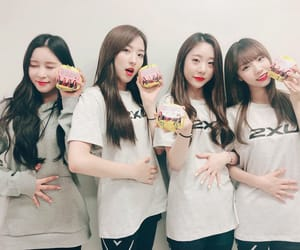 eunseo, dayoung, and wjsn image