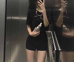 body, diet, and thinspo image