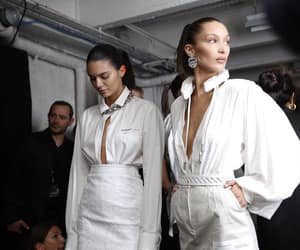 bella hadid, celebrity, and style image