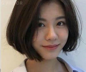 asian, asian girl, and cabelo image