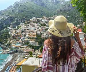 hat, italy, and photo image