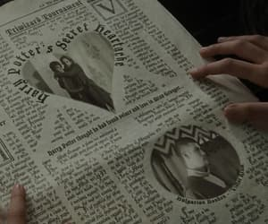 harry potter and daily prophet image