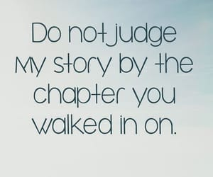 judgement, meaningful, and quote image