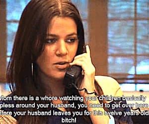 gif, the kardashians, and mom image