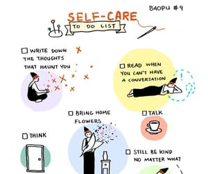 self care and care image