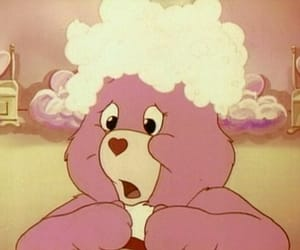 bear, care bears, and pink image