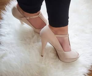 beautiful, chaussures, and fashion image
