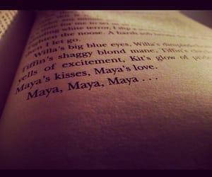 book, lochan, and maya image