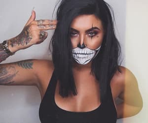 Halloween, jamie, and genevieve image