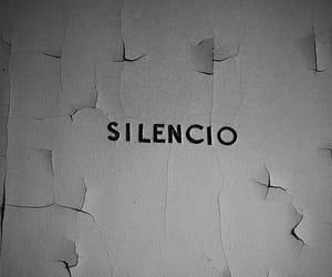 silence and wall image