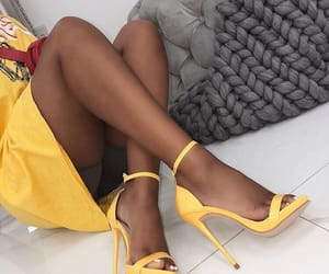 cute shoes, heels, and my style image