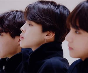 gif, jin, and j-hope image