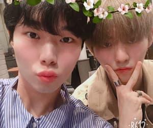 the boyz, hyunjoon, and hwall image