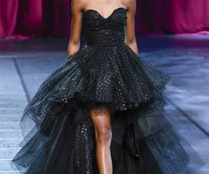 fashion, model, and paris fashion week image