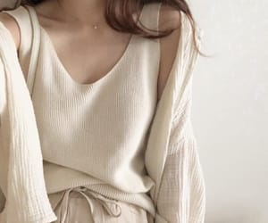 beige, soft, and soft white image