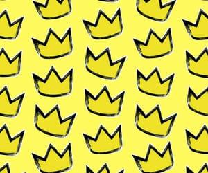 corona, crown, and patron image