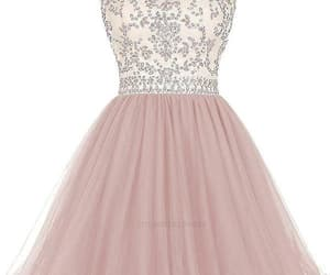homecoming dress pink image