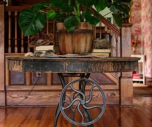 antique furniture, farmhouse, and country living image