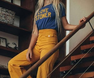 70s, fashion, and outfit image