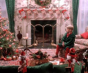 90s, christmas, and decor image