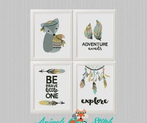 boho, etsy, and diy project image
