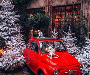 holidays and winter image
