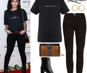 actress, hudgens, and steal her style image