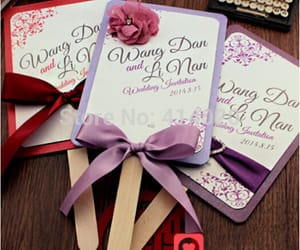 party, wedding, and wedding invitation image