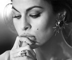 eva mendes, girl, and wow image
