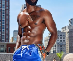 abs, philly, and black men image