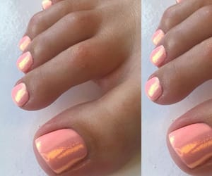 ideas, pedicure, and pink image