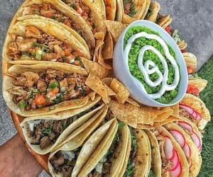 tacos, food, and mexican image