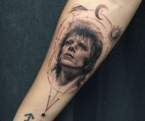 70s, art, and david bowie image