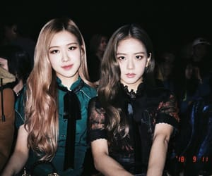 blackpink, jisoo, and rose image