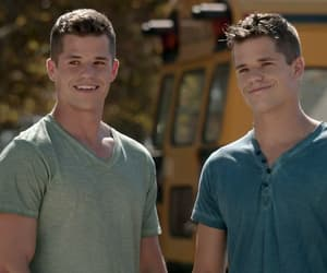 teen wolf, ethan, and twins image