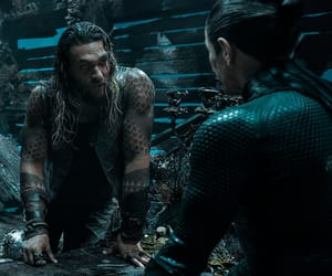 aquaman, dc comics, and jason momoa image