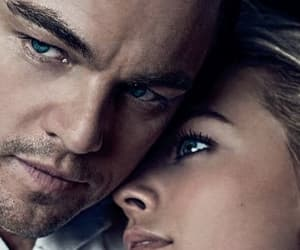 leonardo dicaprio, margot robbie, and wolf of wall street image