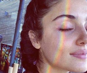 beautiful, rainbow, and Turkish image