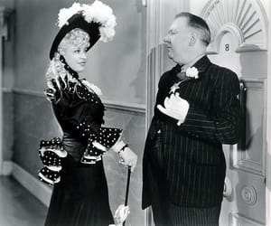mae west, wc fields, and my little chickadee image