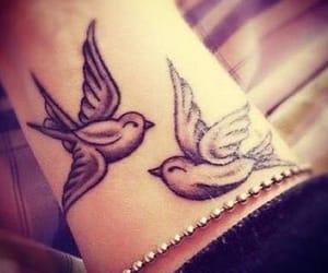 birds and Tattoos image