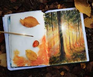 art, journal, and creative image