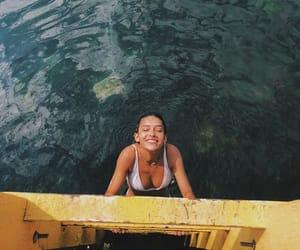 bikini, girl, and goals image