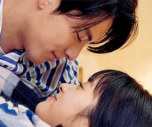 couple, cute, and dylan wang image