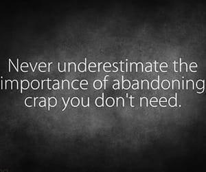 crap, underestimate, and unneeded image