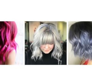ombre, balayage, and fashion colors image