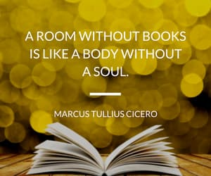 quotes, soul, and books image