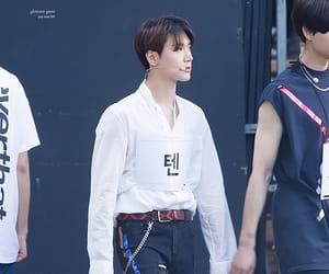 boy, korean, and mark image